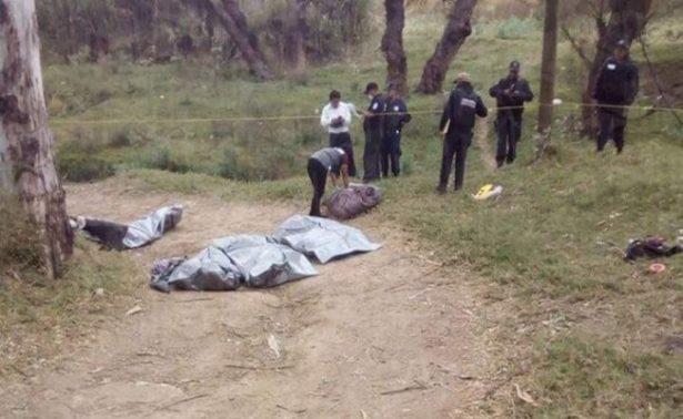 Indígenas de Acultzingo si fueron ejecutados; criminales los confundieron
