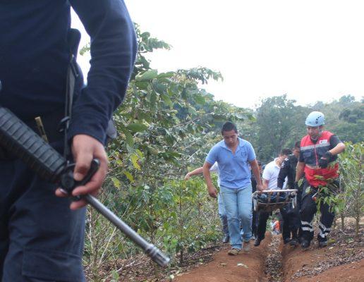 Encuentran cuerpo sin vida del policía de Huatusco reportado como desaparecido