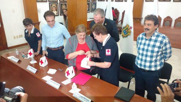 Inicia colecta anual 2018 de la Cruz Roja