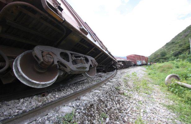En la entidad, baja 90% robo a ferrocarriles