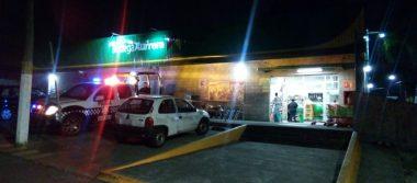 Asaltan supermercado en El Dorado