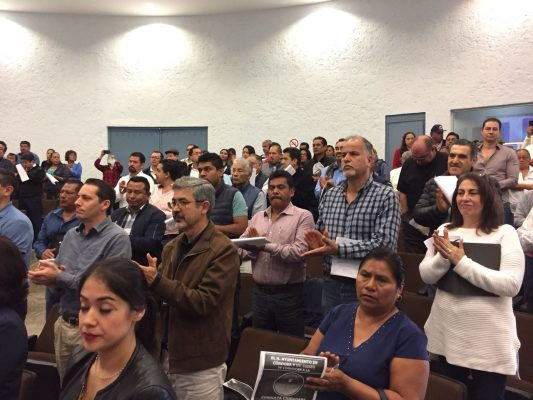 Inician Foros de Consulta Ciudadana en Córdoba