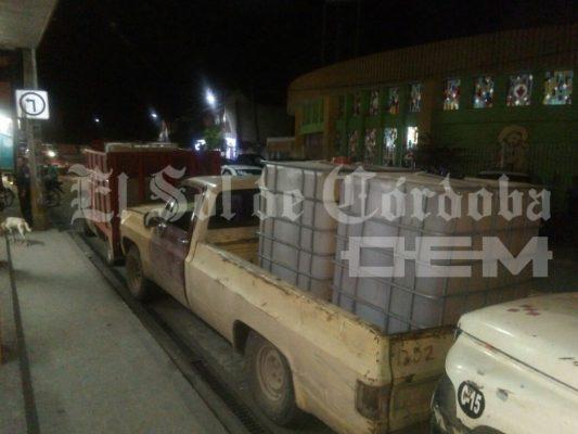 Asegura SPM 12 mil litros de gasolina en Paso Real