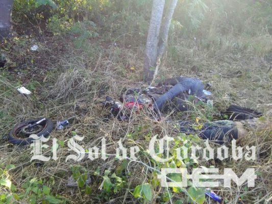Mueren derrapados en Cuitláhuac