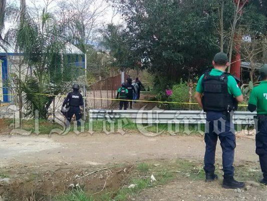 Un muerto durante enfrentamiento entre policías y delincuentes