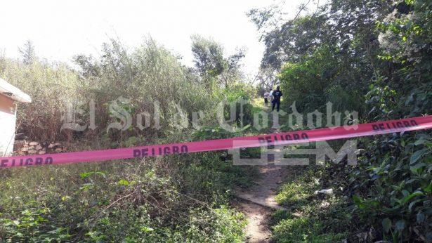 Hallan hombre muerto en Amatlán