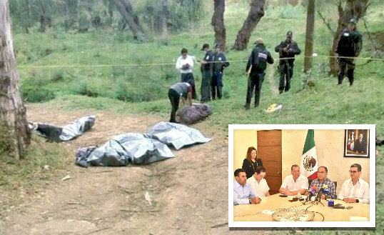 Artesanos de Acultzingo fueron ejecutados por grupo criminal