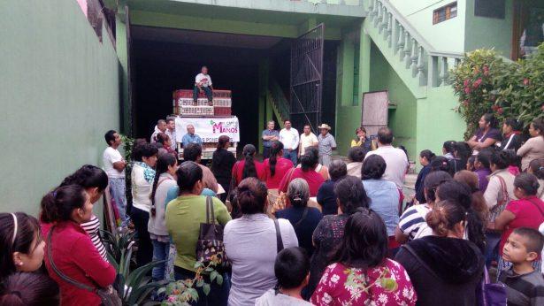 Entrega Sagarpa paquete tecnológico a mujeres cañeras
