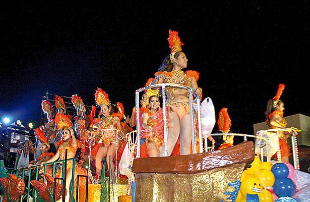 Iniciaron las fiestas carnestolendas en el puerto jarocho
