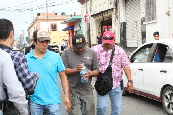 Detienen a exagente municipal de Cuitláhuac