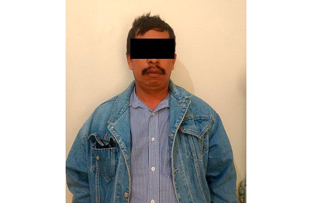 Detienen con droga a subdirector de Protección Civil; la llevaba en su auto, reportan