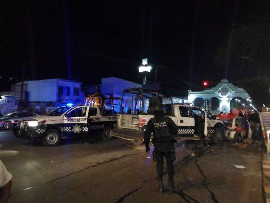 Mueren 7 secuestradores en operativo