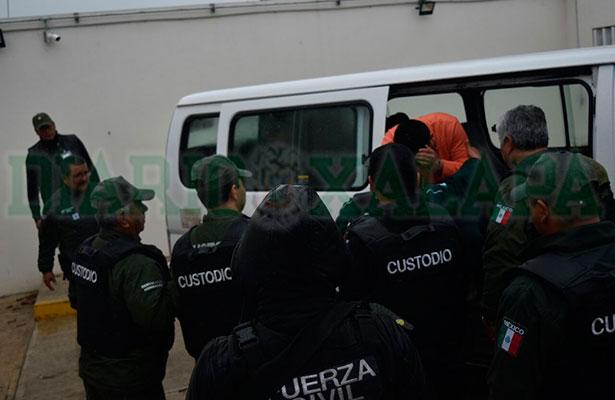 Prisión oficiosa por todo lo que dure el proceso al exsecretario de Seguridad Pública