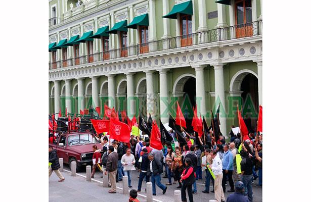 Setsuv acepta propuesta de la Universidad Veracruzana, y no hubo huelga