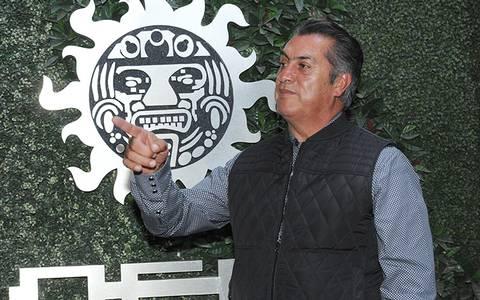 A Margarita le hicieron las firmas para ser candidata: Bronco