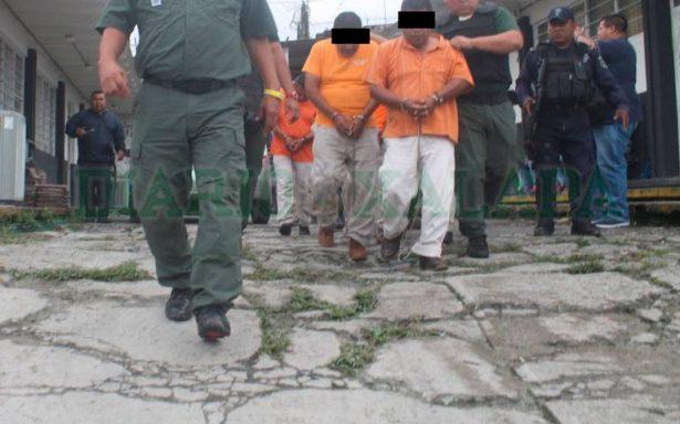 30 años de prisión a expolicías de Papantla responsables de desaparición forzada