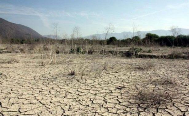 Crisis de agua por sequía y contaminación