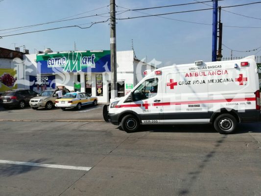 Cinco hombres armados asaltan carnicería en la avenida 11