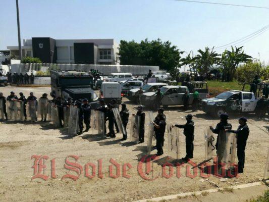 Luego de motín autoridades confirmaron traslado de 4 reclusos