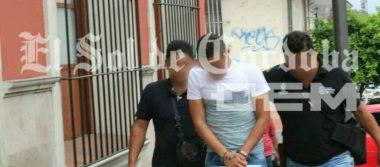 Detienen en Xalapa a hombre acusado de matar a tres en Córdoba