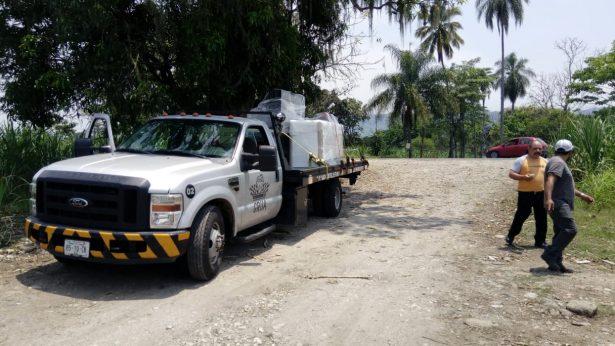 Agentes viales pretenden extorsionar camionero; le pedían $3,000