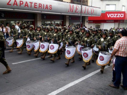 Córdoba se viste de fiesta al celebrar el 197 aniversario de la defensa con acto y desfile