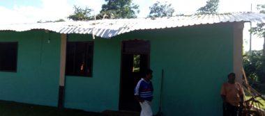 Más de 30 viviendas afectadas por tromba