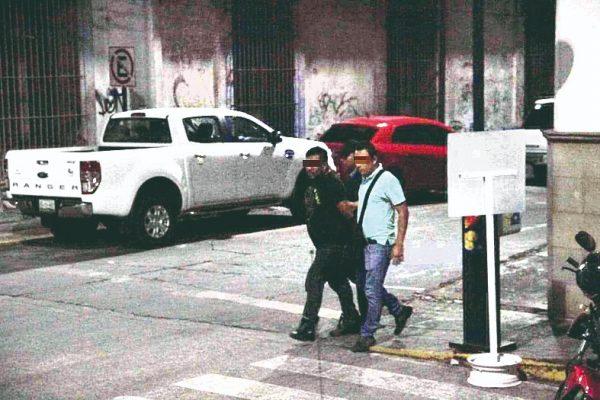 Detienen a excomandante acusado de secuestro