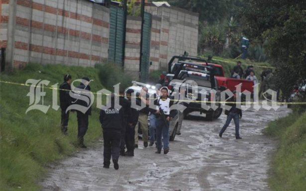 Huachicoleros ejecutan a seis policías