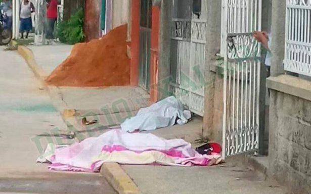 Comando armado irrumpe en velorio y mata a familiares del difunto