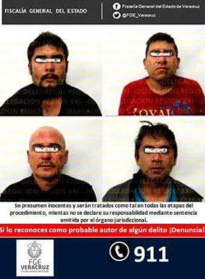Vinculan a proceso a cuatro imputados, por ultrajes a la autoridad y posesión de Marihuana