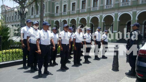 Llegan elementos de SSP a reforzar seguridad a Córdoba