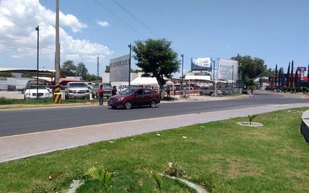 Con balacera roban 120 mil pesos a comerciante