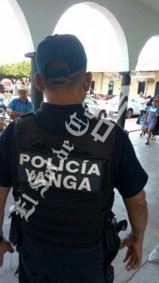 Imparten taller de Derechos Humanos a policías y funcionarios de Yanga.