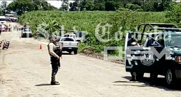 Matan a otro policía en enfrentamiento