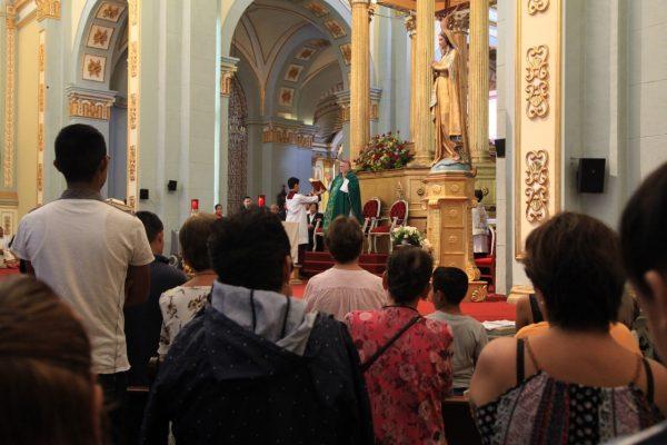 No a las novatadas agresivas y el bullying: Obispo de Córdoba