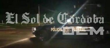 Balean a Policía Federal