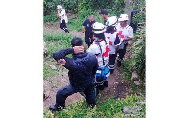 Encuentran a ejecutado en un cerro