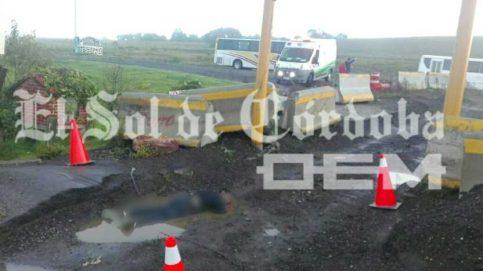 Lo asesinan durante asalto en la autopista