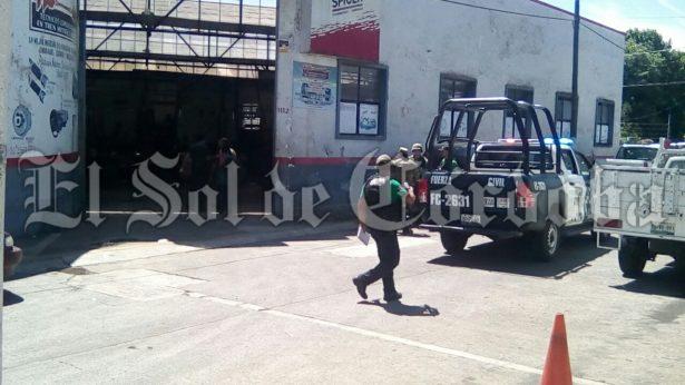 Violento asalto a taller mecánico; roban $200 mil