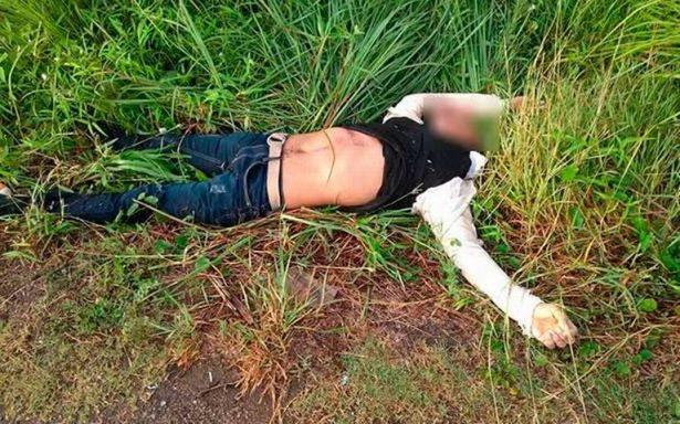 Lo hallaron muerto a orilla de la carretera