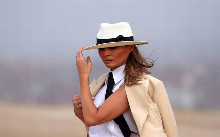 """""""Melania"""" baila desnuda para Kanye West, Casa Blanca responde"""