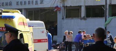 Explosión en Crimea se investiga como acto terrorista; estudiante fue el autor del ataque