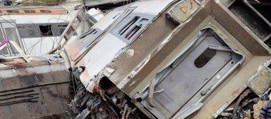 Descarrilamiento de tren en Marruecos deja al menos 6 muertos y 72 heridos