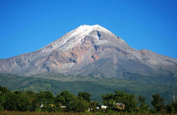 Pico de Orizaba, en riesgo por incendios forestales