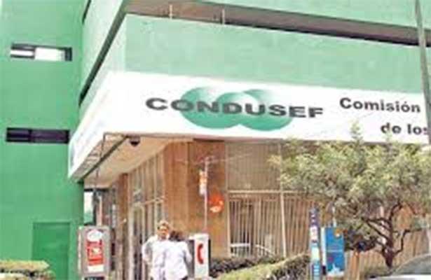 Durante 2016 la Condusef recibió 88 mil 475 quejas del sector femenino