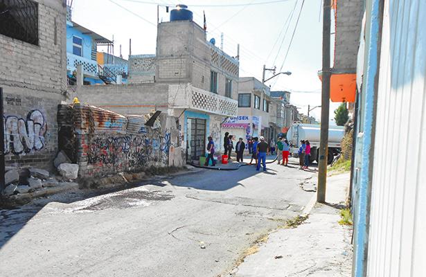 Falta de agua puede derivar en conflictos sociales: ALDF