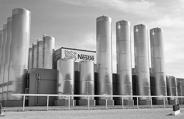 Invertirá la empresa Nestlé 560 millones de pesos para reducir su consumo de agua