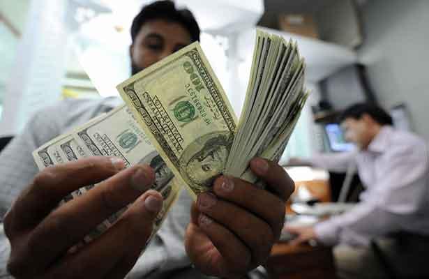 Dólar desciende 23 centavos, se vende hasta en 20.06 pesos en bancos de CDMX
