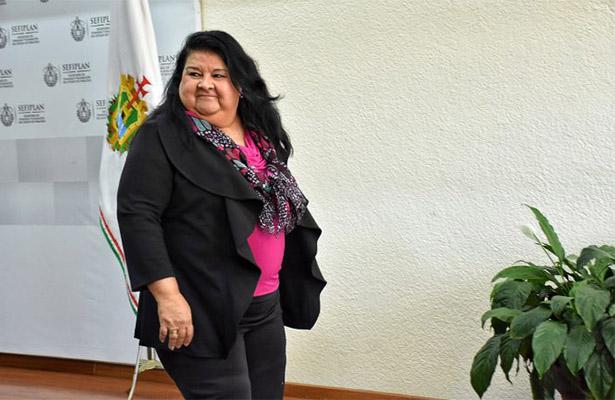 Renuncia secretaria de Finanzas de Veracruz